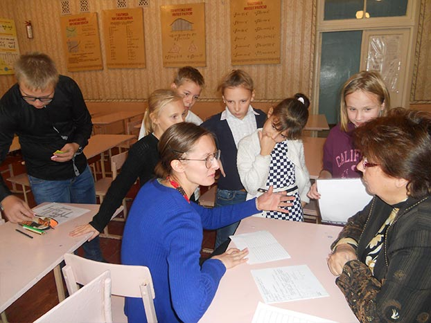 Квест - Місто Здоров'я, 72 школа Запорожье
